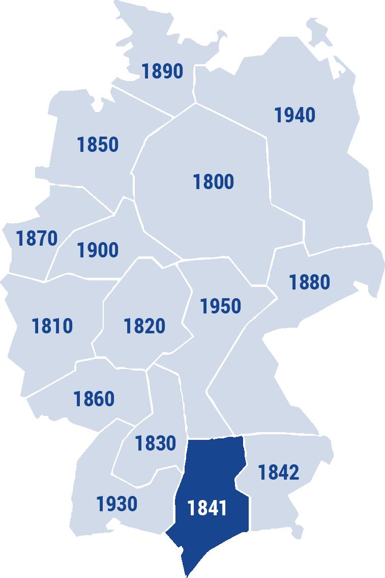 Rotary Distrikte Deutschland