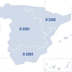 Rotary Distrikte Spanien