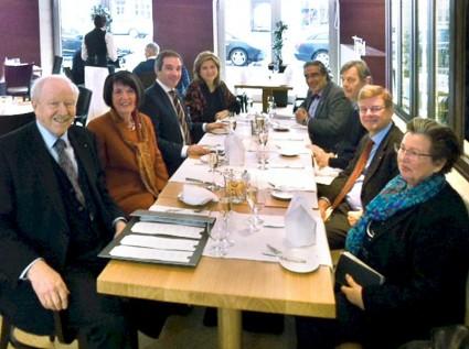 Sitzung Länderauschuss Januar Augsburg